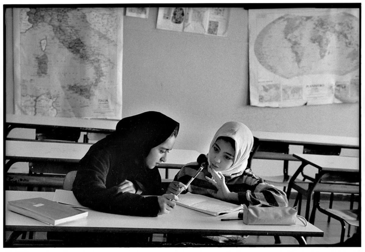 Teaching Arabic on Sunday