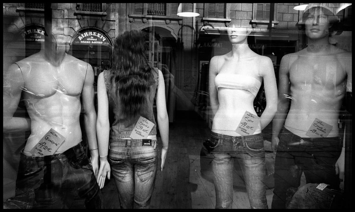 Shop windows