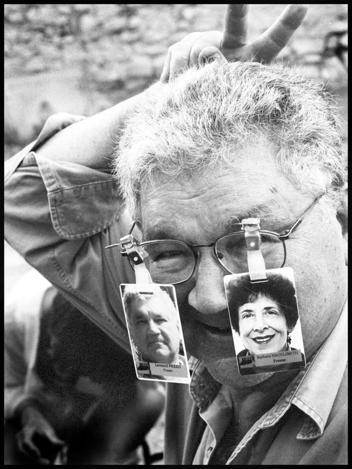 Freed Leonard photographer