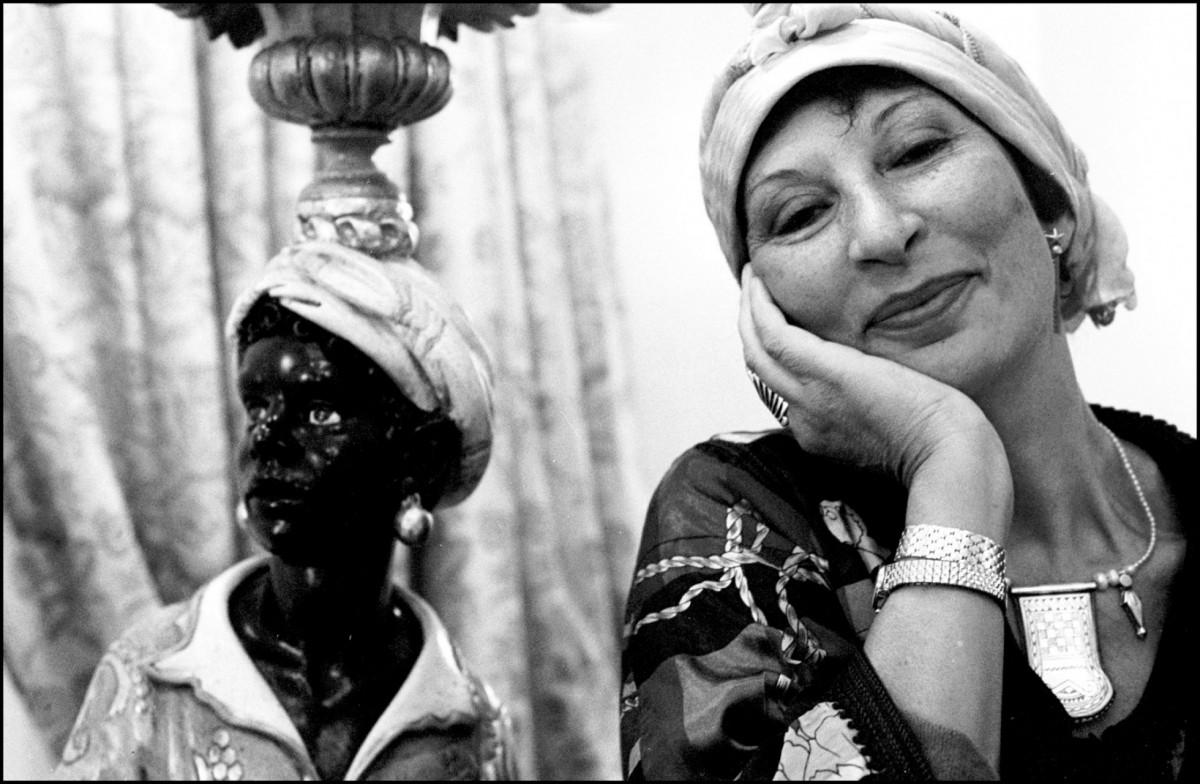 Mernissi Fatema