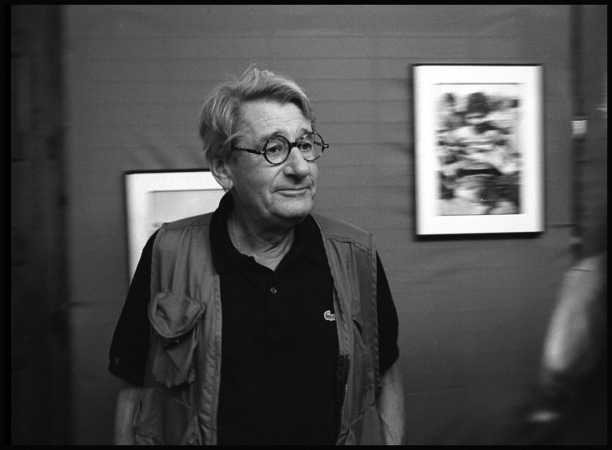 Newton Helmut photographer