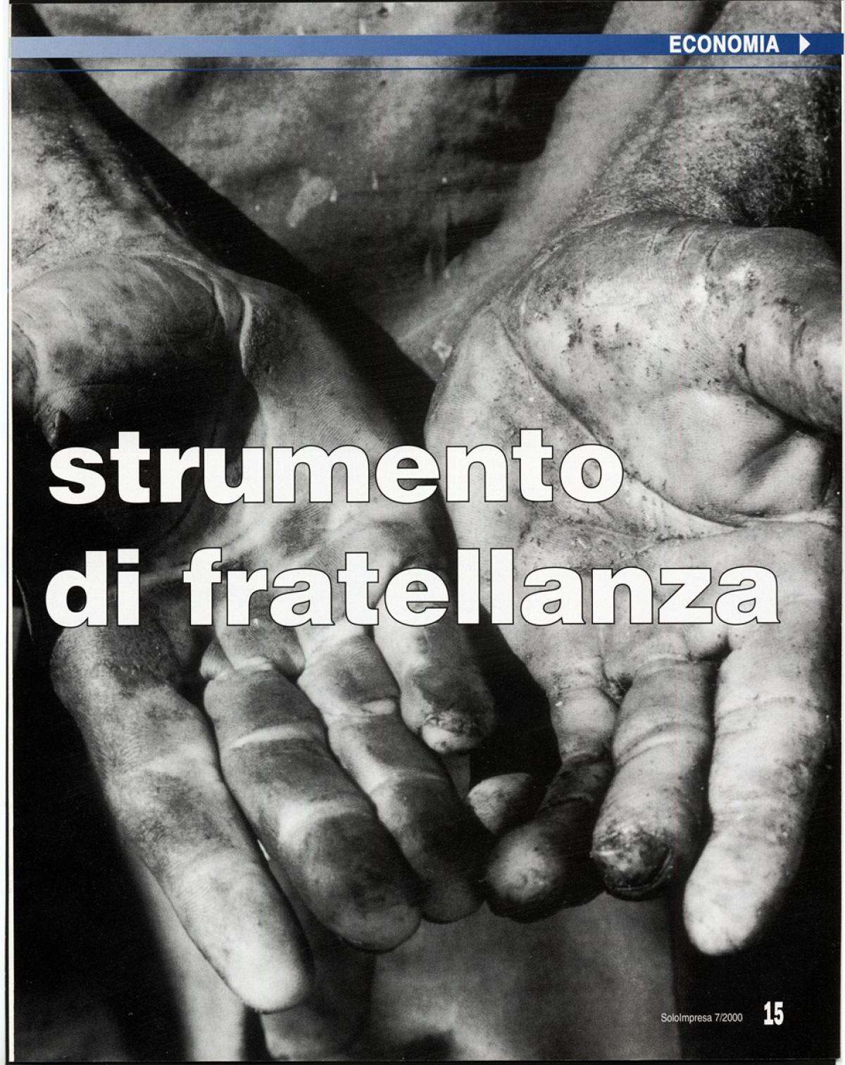 2000 - Immigrants workers - Solo impresa