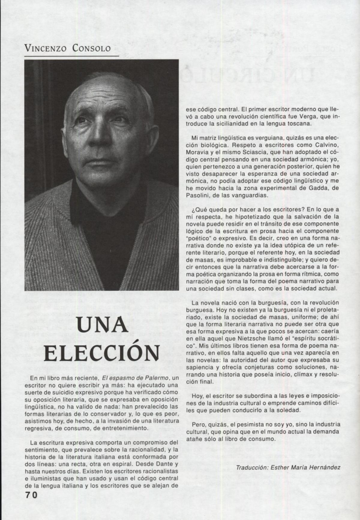 2000 - Italian Writers - Union