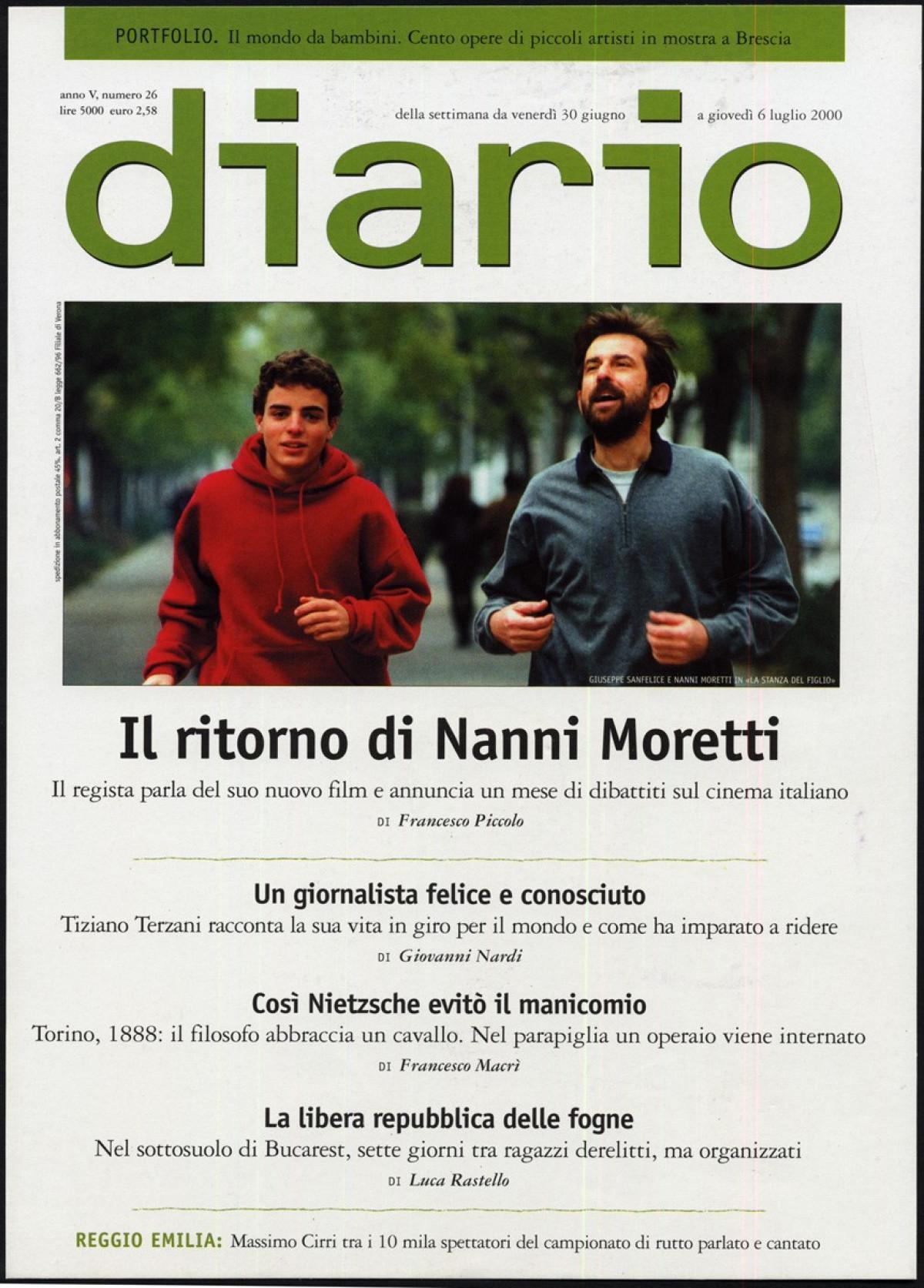 2000 - Tiziano Terzani - Diario