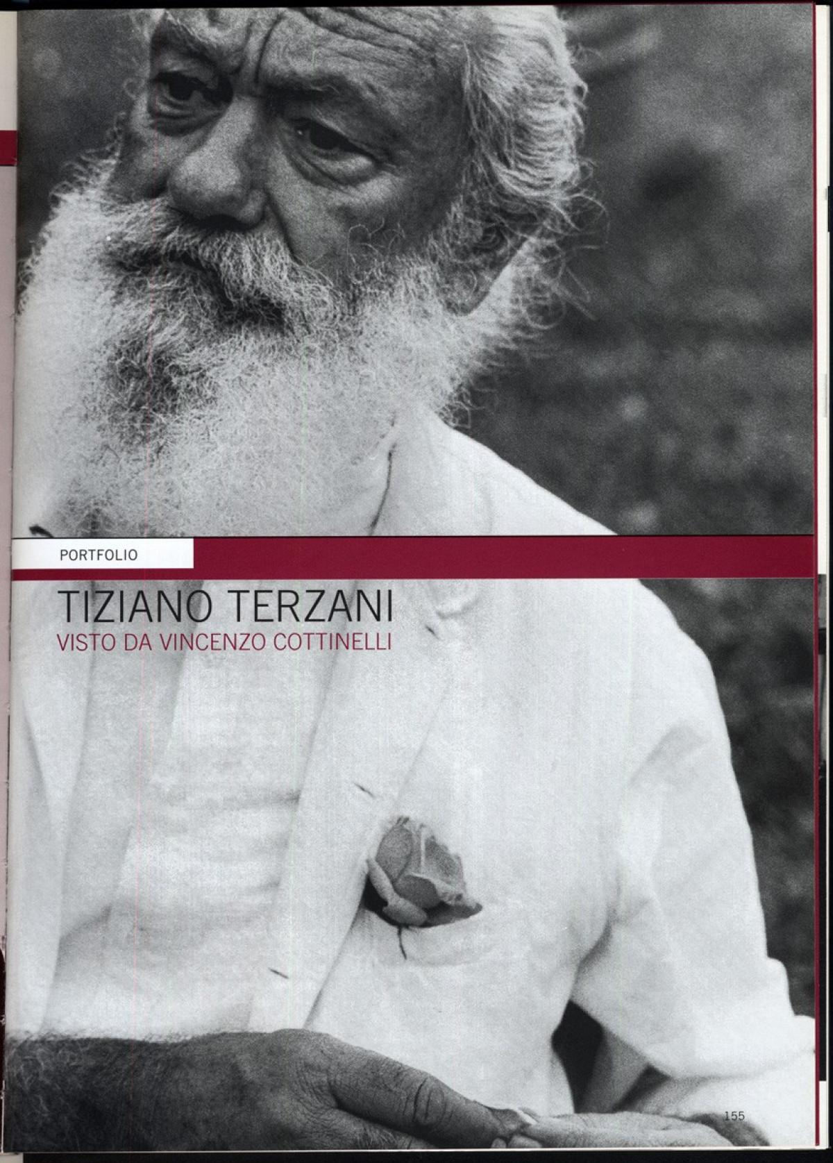 2005 - Tiziano Terzani - East