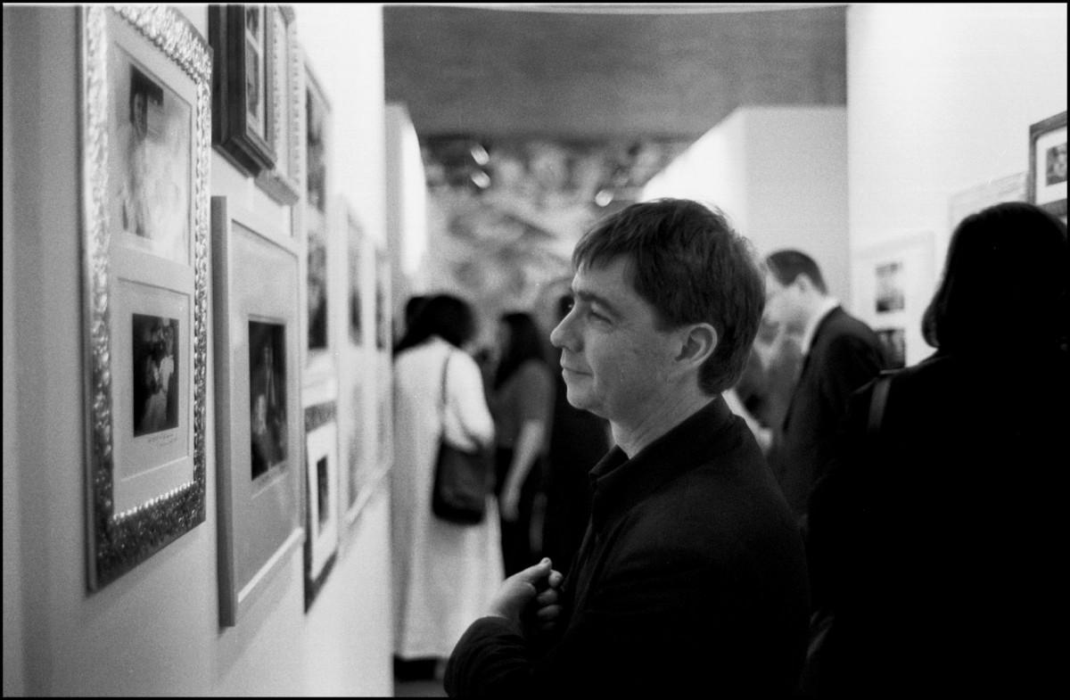 Caujolle Christian, photo critic