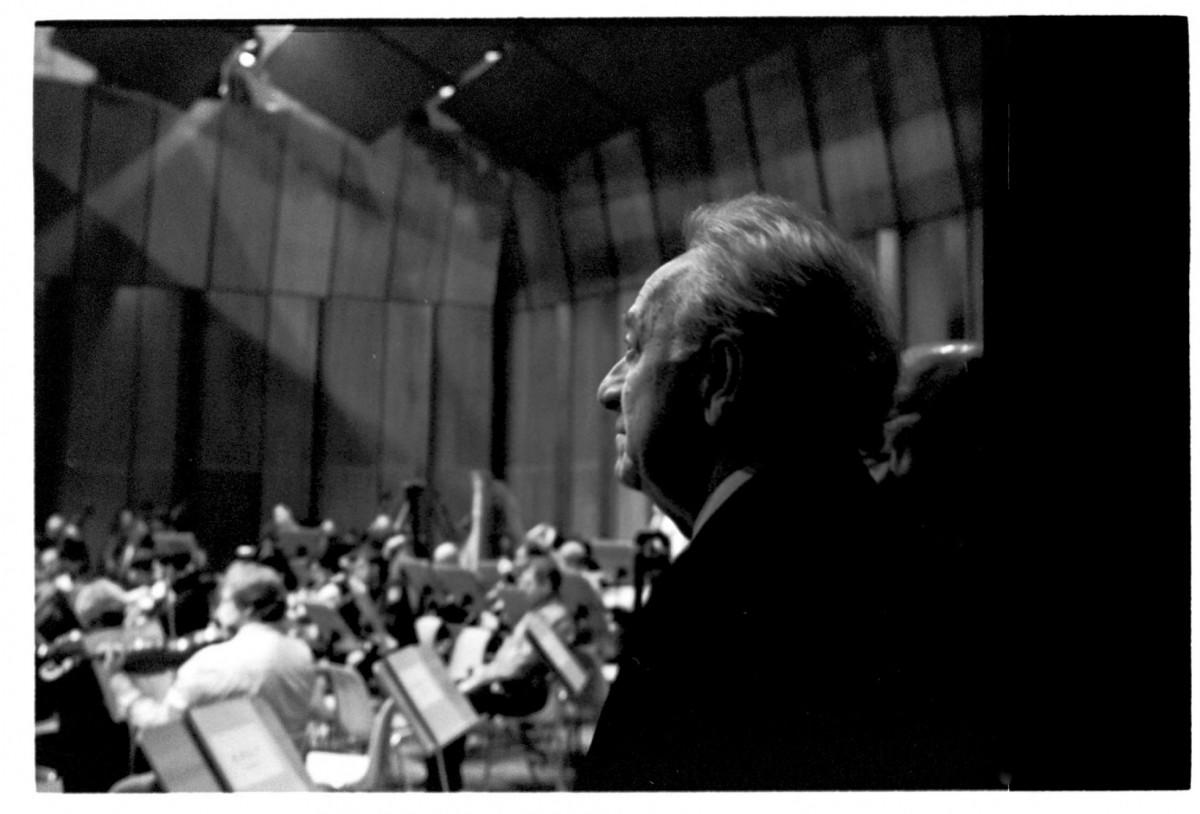 Temirkanov Yuri, conductor